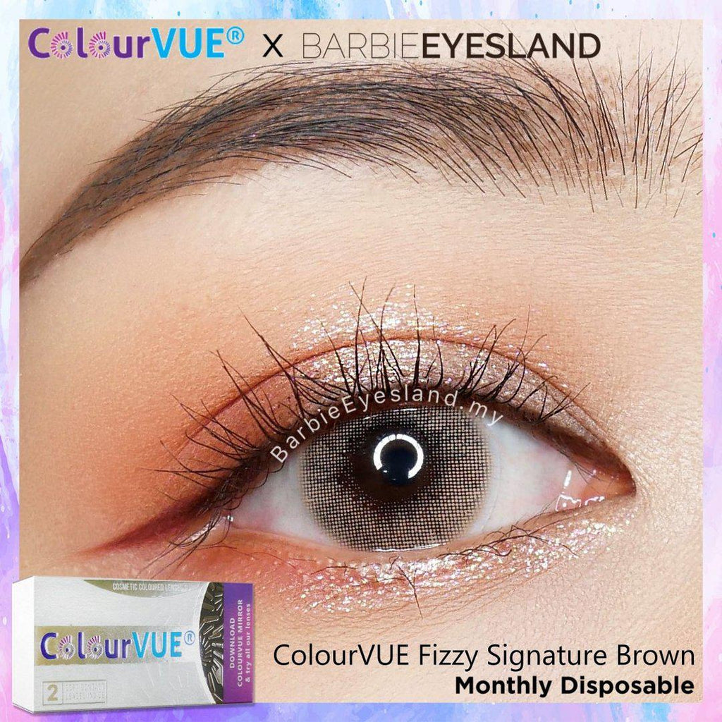 ColourVue Fizzy Signature Brown
