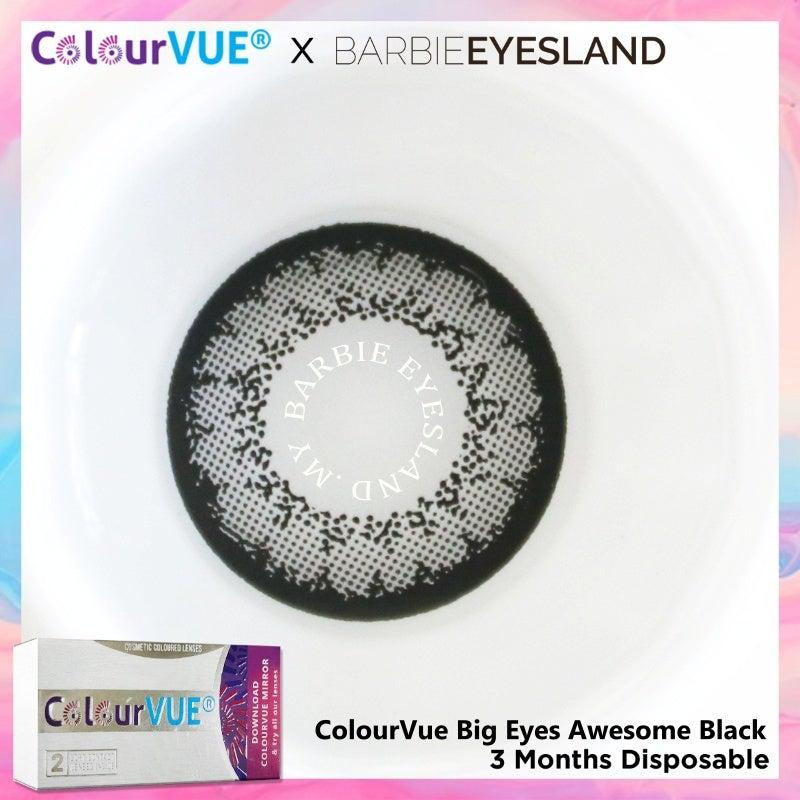 ColourVue Big Eyes Awesome Black
