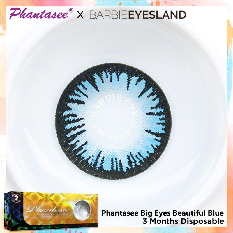 Phantasee Big Eyes Beautiful Blue