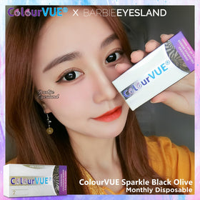 ColourVue Sparkle Black Olive