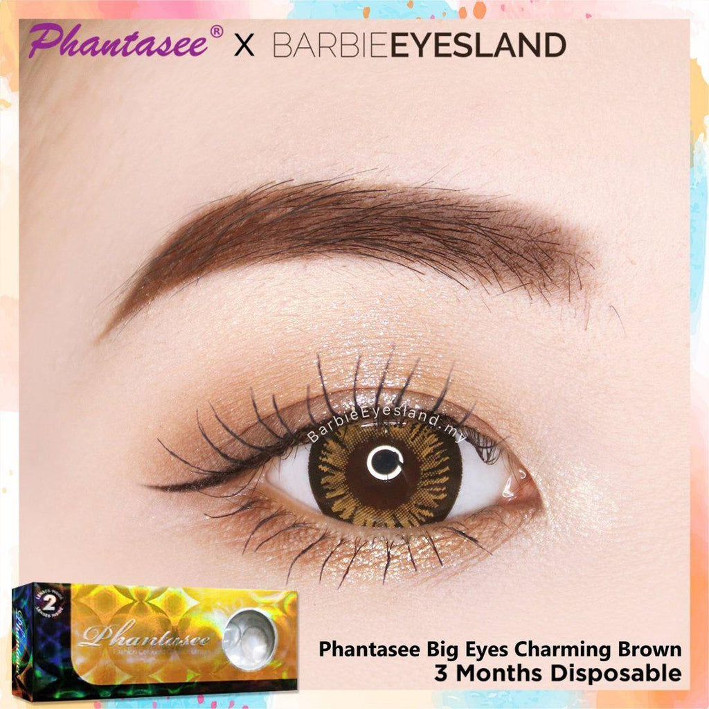 Phantasee Big Eyes Charming Brown