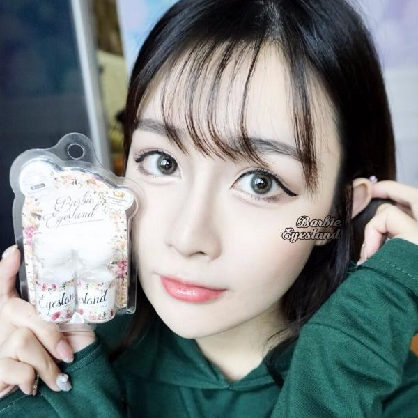Lavish Grey 14.5mm-Contact Lenses-Barbie Eyesland Contact lens