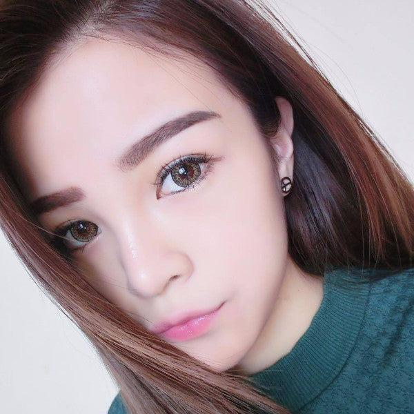 Oh My Darling Gree Contact Lens Malaysia Online Murah- Barbie Eyesland