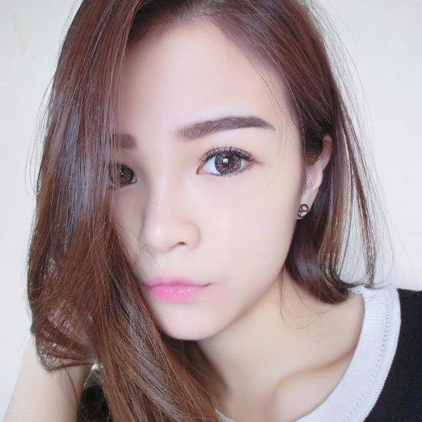 Oh My Darling GREY Contact Lens Malaysia Online Murah- Barbie Eyesland