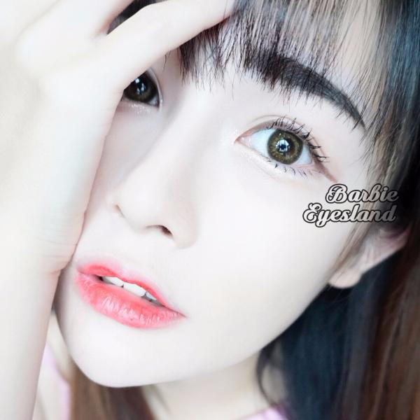 Oh My Jewel Brown 14.5mm-Contact Lenses-Barbie Eyesland Contact lens