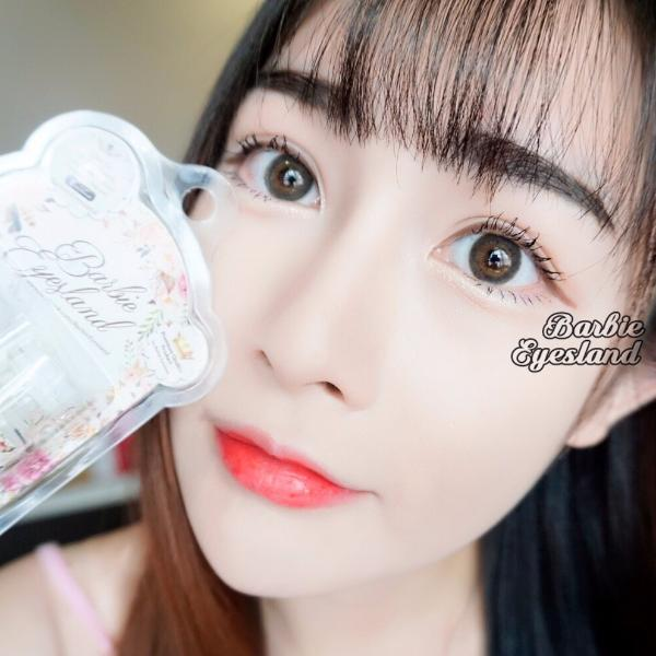Oh My Jewel Grey 14.5mm-Contact Lenses-Barbie Eyesland Contact lens