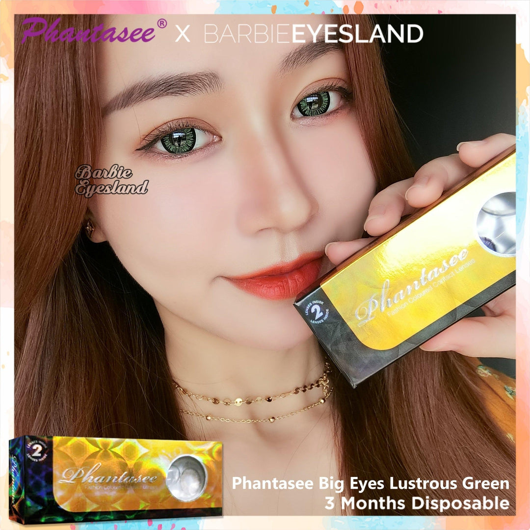 Phantasee Big Eyes Lustrous Green