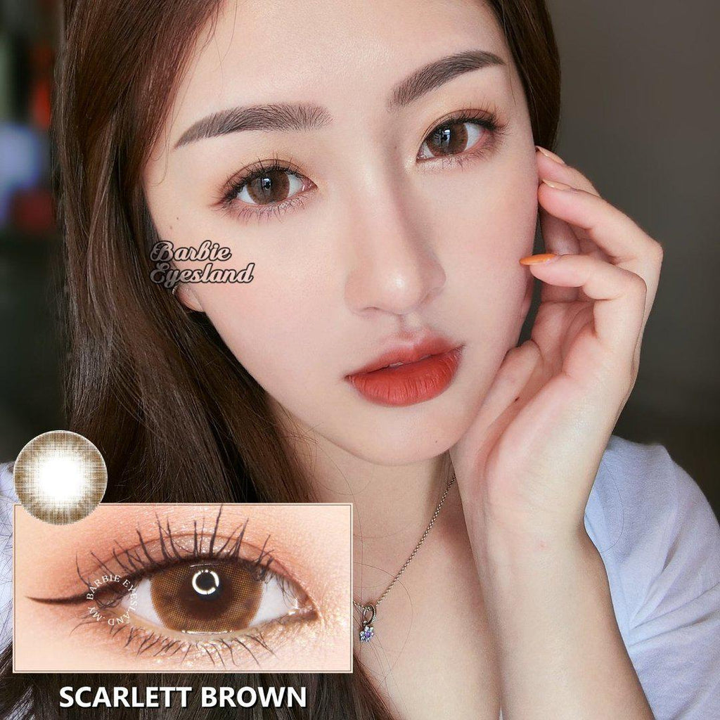 Scarlett Brown 16mm