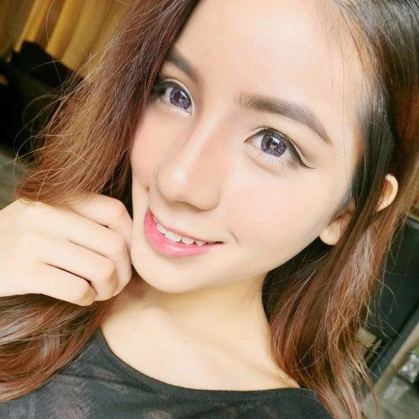 Oh My Crystal VIOL Contact Lens Malaysia Online Murah- Barbie Eyesland