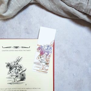 Alice's Adventures in Wonderland Bookmarks