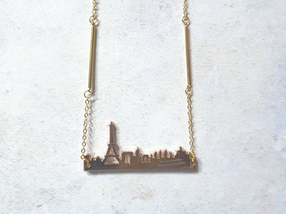 Les Misérables Paris Necklace