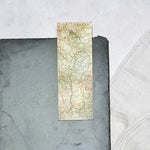 Literary Map Bookmarks