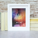 Virginia Woolf 'Night and Day' Print
