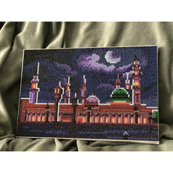 DIY Diamond Painting Art Kit - Masjid Nabawi - Ibadah London islamic muslim gift