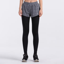 Women Running  Compression Pants