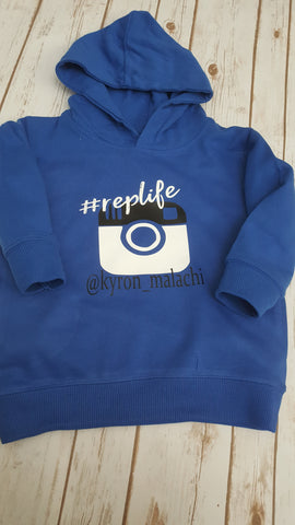 #Replife Pullover Hoodie - The  Little Reasons