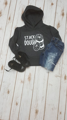 Stack Dough Pullover Hoodie - The  Little Reasons