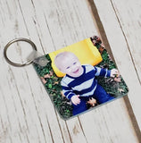 Photo Keychain - The  Little Reasons
