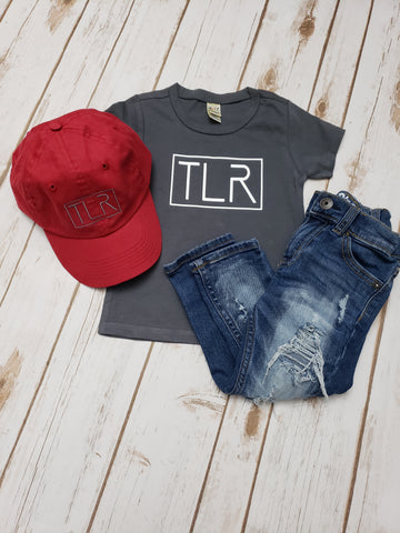 TLR Logo Brand Kids Tee - The  Little Reasons