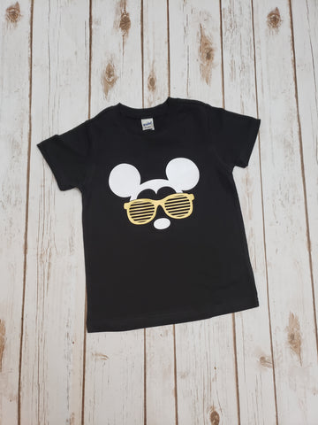Mickey/Minnie Sunglasses Tee - The  Little Reasons