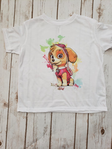 Watercolor Skye Tee - The  Little Reasons