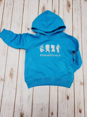 Frozen #Squadgoals Pullover Hoodie - The  Little Reasons