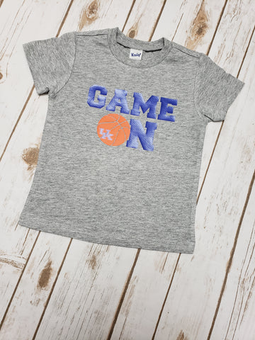 Game On Basketball Tee - The  Little Reasons