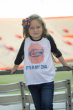 It's In My DNA Raglan - The  Little Reasons