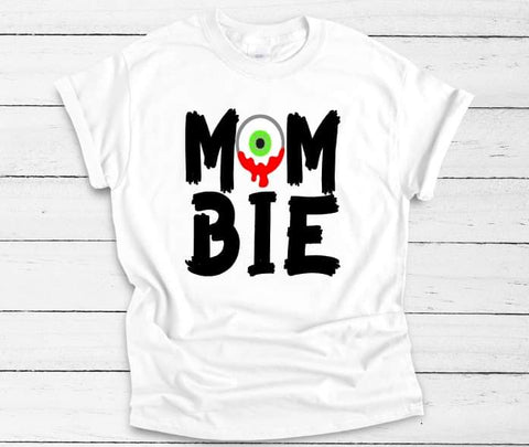 MOMBIE Unisex Adult Tee - The  Little Reasons