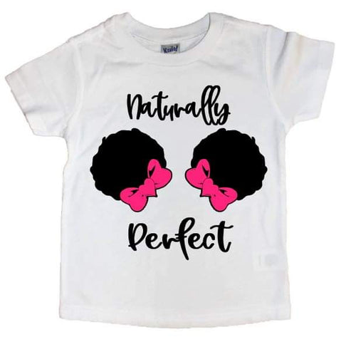 Naturally Perfect Tee - The  Little Reasons