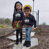I Am Black History Tee - The  Little Reasons