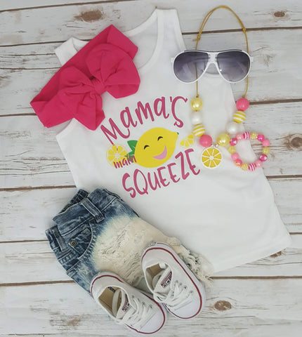Mama's Main Squeeze Tank - The  Little Reasons