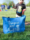 Tropic Like It's Hot Tote - The  Little Reasons