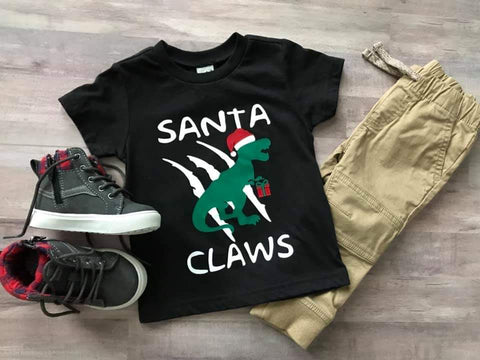 Santa Claws Tee - The  Little Reasons