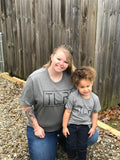 TLR Logo Brand Adult Tee - The  Little Reasons