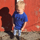 TLR Splatter Brand Kids Tee - The  Little Reasons