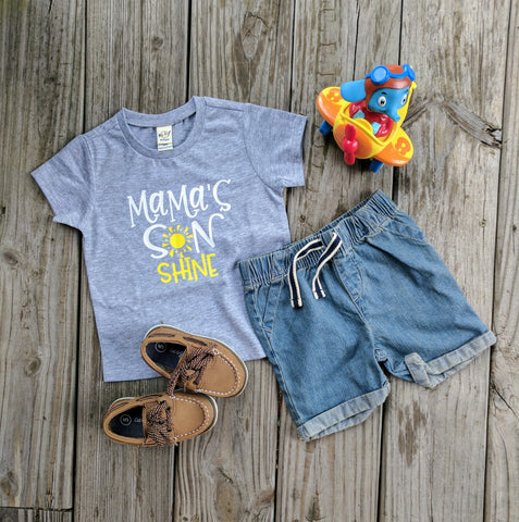 Mama's SonShine Tee - The  Little Reasons