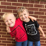 Bros For Life Tee Set - The  Little Reasons