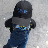 Toddler Boys Hat With Name - The  Little Reasons