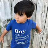 Definition of a Boy Shirt or Onesie - The  Little Reasons