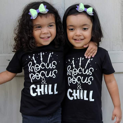Hocus Pocus and Chill Tee - The  Little Reasons