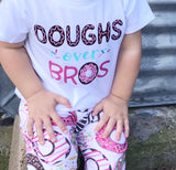 Doughs over Bros Tee - The  Little Reasons