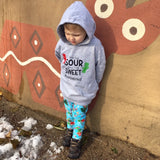 #Sourpatch Kid Pullover Hoodie - The  Little Reasons