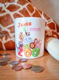 Personalized Coin Bank - The  Little Reasons