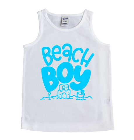 Beach Boy Tank - The  Little Reasons
