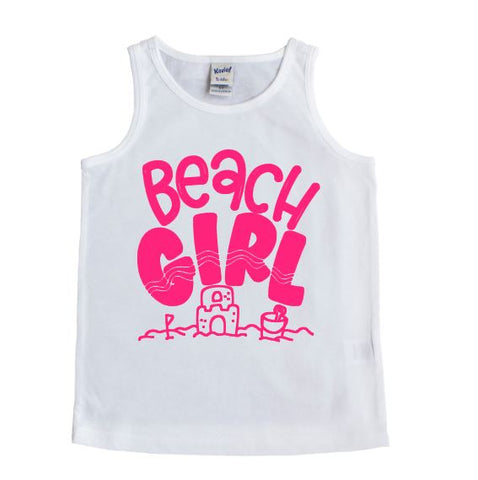 Beach Girl Tank - The  Little Reasons