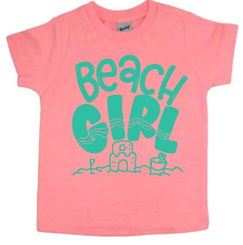 Beach Girl Tee - The  Little Reasons