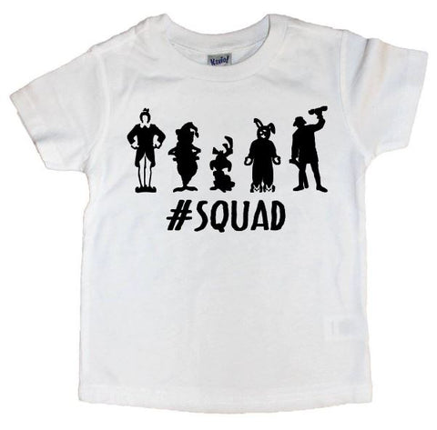 Christmas Movie #SQUAD Tee - The  Little Reasons