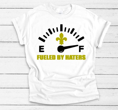 Fueled By Haters Adult Tee - The  Little Reasons