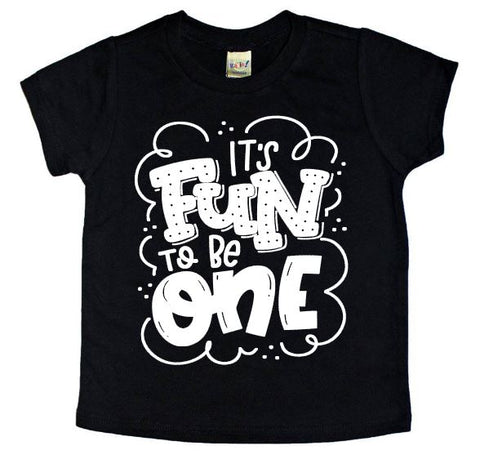 Fun To Be One Tee - The  Little Reasons